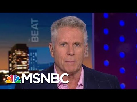 Michael Cohen's Friend: He'll Expose Trump's Criminal Enterprise   The Beat With Ari Melber   MSNBC