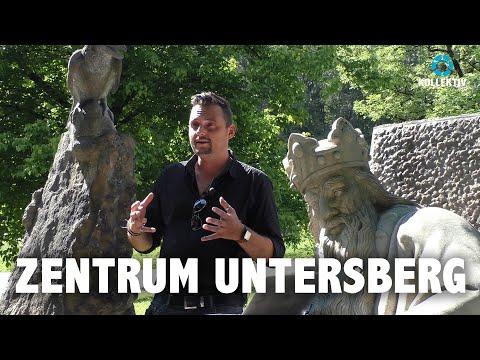 DAS ZENTRUM UNTERSBERG - Vortrag von Marcus E. Levski am Untersberg