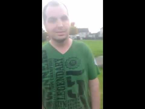 Another pedophile confronted by Predator Catchers N.I. this time in South Belfast