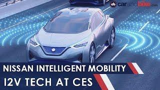 Nissan I2V Technology | NDTV carandbike