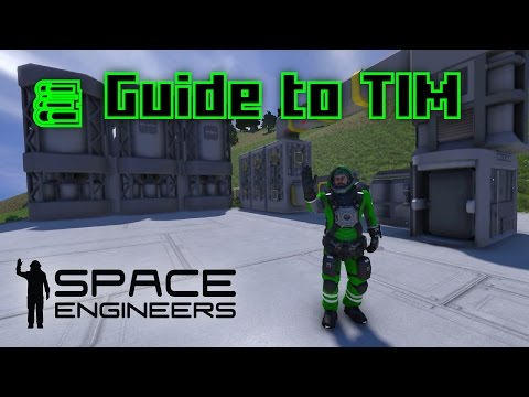 The (Old) Complete Guide 📚 to Taleden's Inventory Manager (TIM Script) - Space Engineers