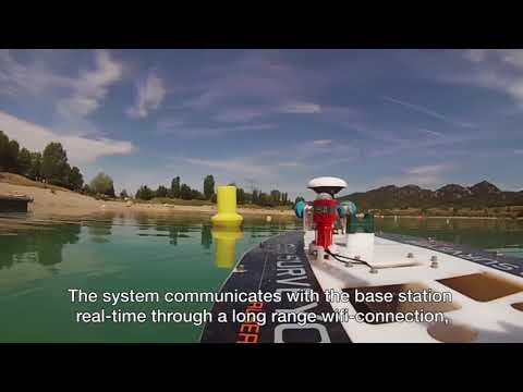 SeaSurveyor USV (Unmanned Surface Vehicle)