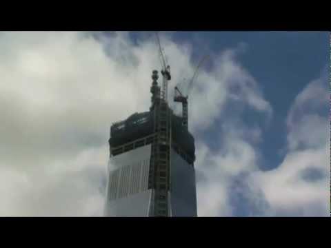 One World Trade Center 2013 - Manhattan NYC  - STREAM WEBCAM 2013-03-23