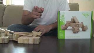 How To Repackage Your Magnetic Wooden Blocks From Tegu