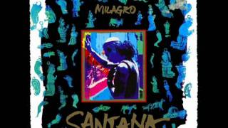 Watch Santana Agua Que Va Caer video