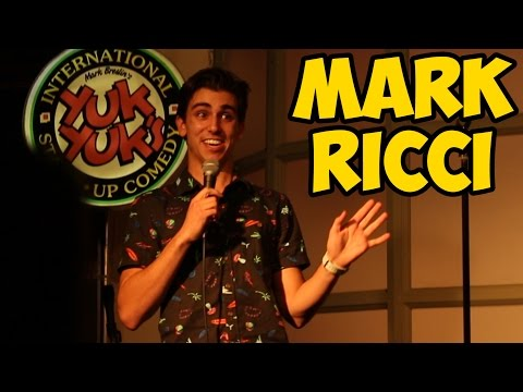 Uber VS Taxi - Mark Ricci Stand Up Comedy