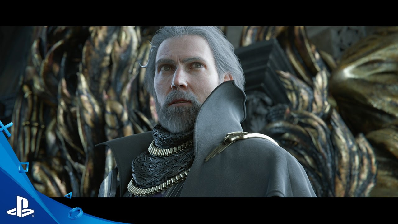 Kingsglaive Final- Fantasy XV