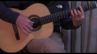 finger style solo guitar.