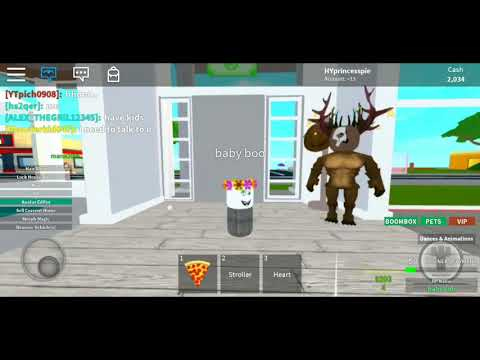 Roblox-Baby Boo Song (Parody of What Makes You Beautiful)