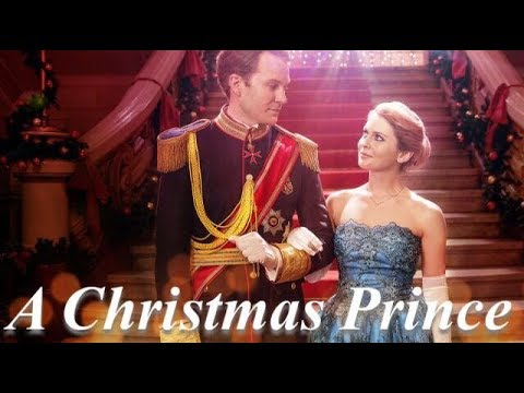 A Christmas Prince Amber and Richard love story -Thinking out Loud edit