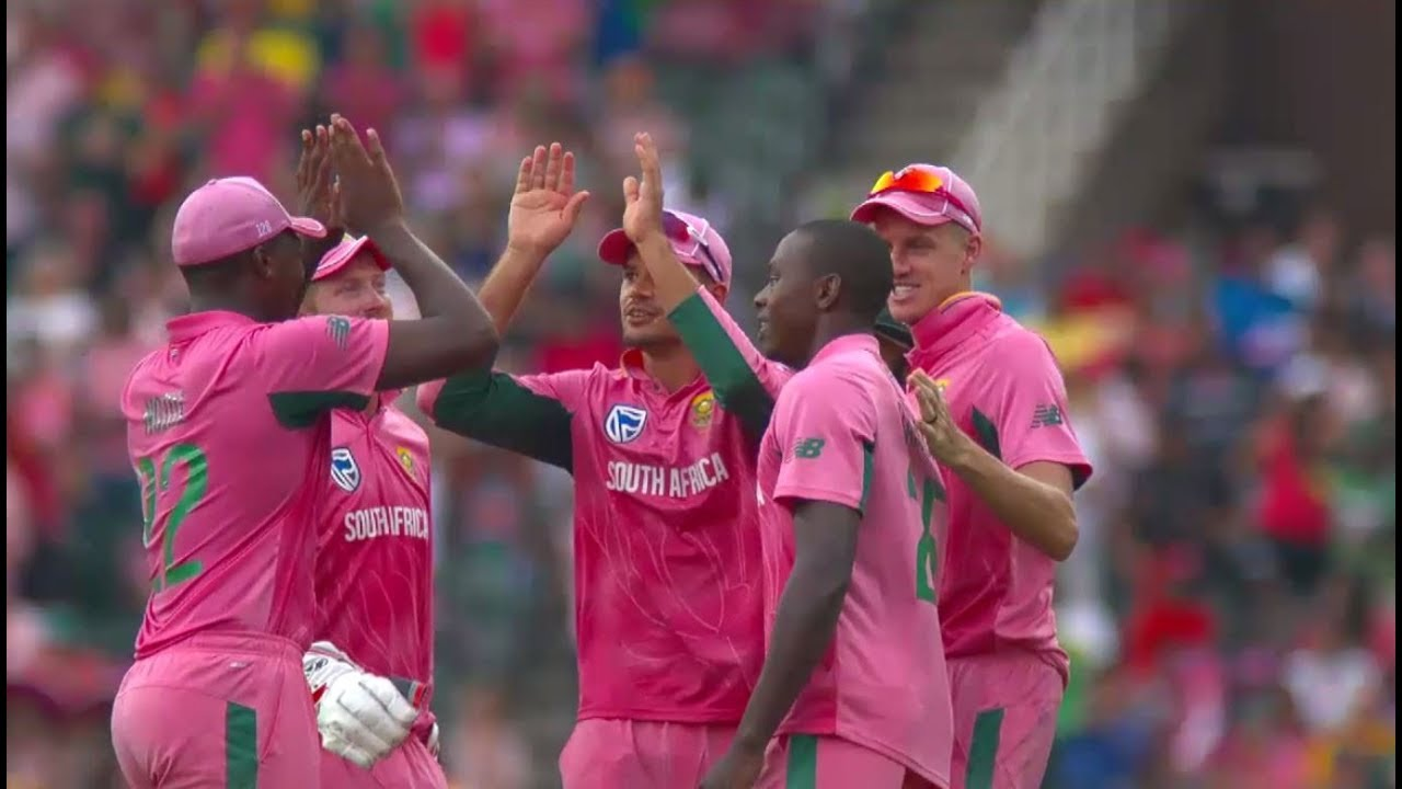 South Africa Vs India 4th Pink Odi Post Match Wrap