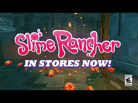 Slime Rancher - In Stores ...