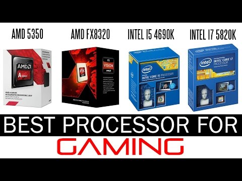 What is the Best CPU For Gaming?