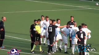 ECCELLENZA 2017-2018   AURORA REGGIO-TREBISACCE 1-3   IL VIDEO