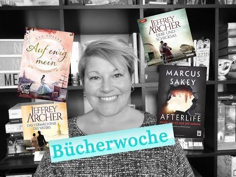 Bücherwoche #9 ~ ScienceFiction-Highlight, Jugendbuch, Wannenbücher, Serien- und Hörbuch-Fieber