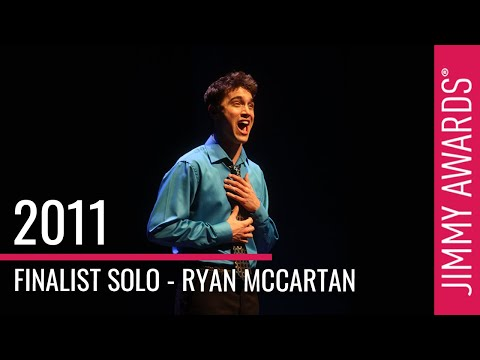 2011 Jimmy Awards Winner Ryan McCartan