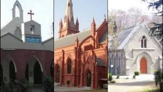 Top 10 Oldest Churches Of Pakistan- Older More Than 100 Years- Must Watch..!