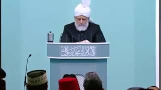 (English) Spending in the way of God - 5.11.2010 - Islam Ahmadiyya