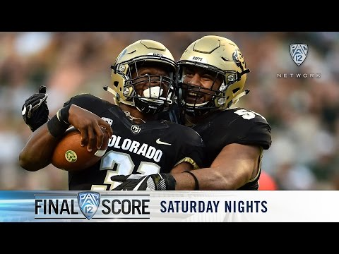 Highlights: Colorado football dominates rival Rams with offensive barrage