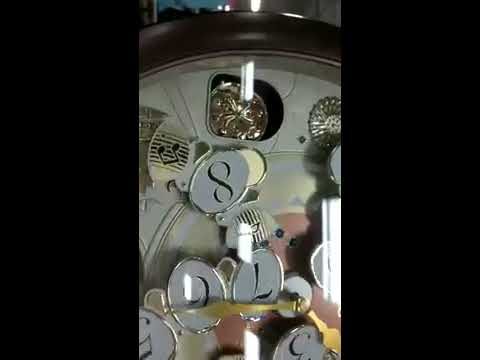 SEIKO Melodies In Motion Musical Wall Clock @ Pinehog HD