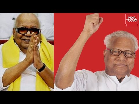 India Today Exit Poll Predicts Victory For LDF In Kerala & DMK In Tamil Nadu