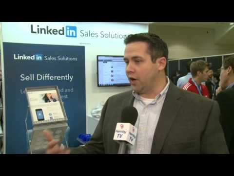 LinkedIn Sales Solutions at Dreamforce – Part1: Tips on Branding using Social Media
