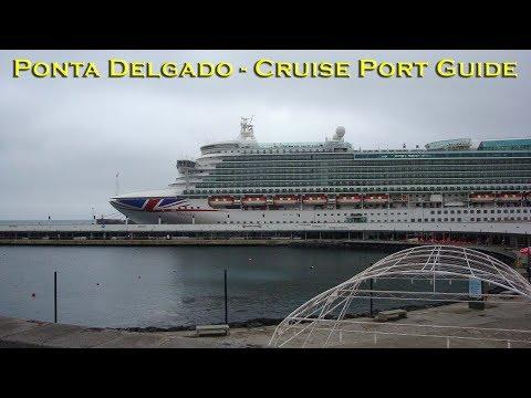 Ponta Delgado Cruise Port Guide
