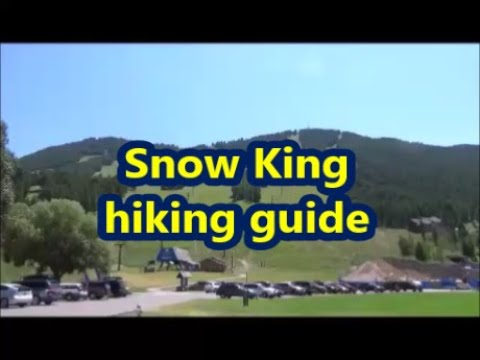 Snow King mountain (summer) hiking guide