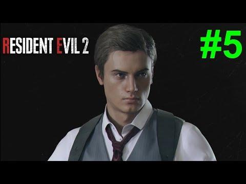 Resident Evil 2 Remake/Biohazard RE2 - [Walkthrough Part 5 - Noir Leon] [RPD] |