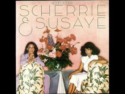 Scherrie & Susaye - In The Night