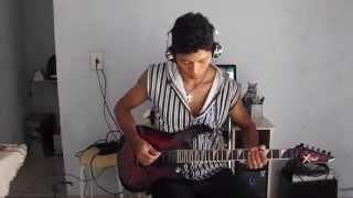 "Improviso - Hard Rock - ""The Road So Far"" (Guitar Rig)"