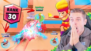 3 AMBER'S VS 1 ROBOT IN BRAWL STARS!!