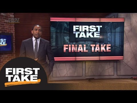 Stephen A. questions LeBron James' leadership | Final Take | First Take | ESPN