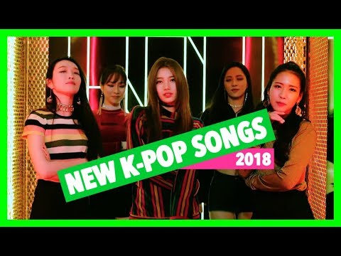 NEW K-POP SONGS - FEBRUARY 2018 (WEEK 3)