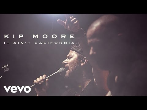 St. Pierre - Kip Moore Shares Another Acoustic Song With 'It Ain't California'