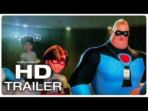 Incredibles 2 All Theme Songs + Full online (2018) Superhero Movie Full online HD