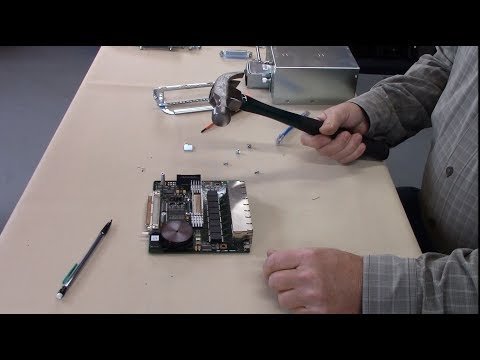 NE-vBlog #11 - Cisco 3845 Router Inspection, Repair and Overview