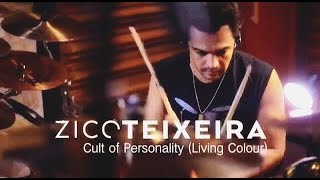 Living Colour - Cult Of Personality(DRUM COVER) Zico Teixeira