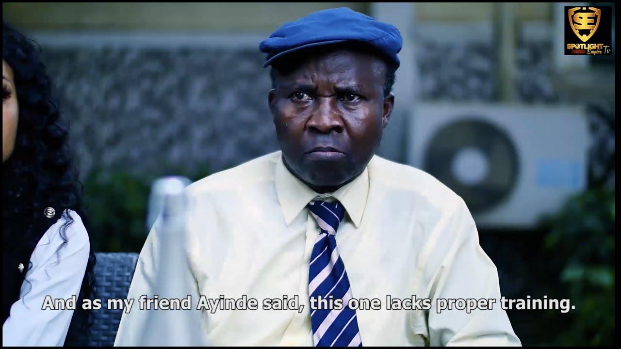 Download ALAMOJUTO (THE MANAGER)Latest Yoruba Movie 2021 Drama Starring: Okunu/ Sisi Quadri/ Mama no network