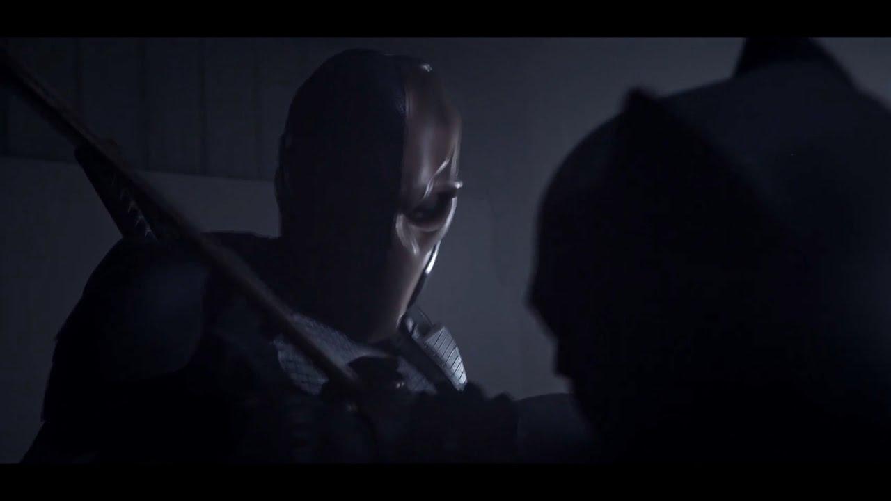 Batman v Deathstroke Action Short (Inspired by the Snyderverse and Arkham Origins)