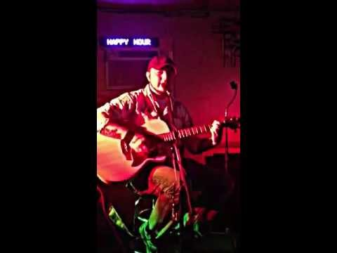 Tim Young at the fuzzy duck