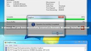 ★ How to Create a Bootable Windows OS Installation Disc ★