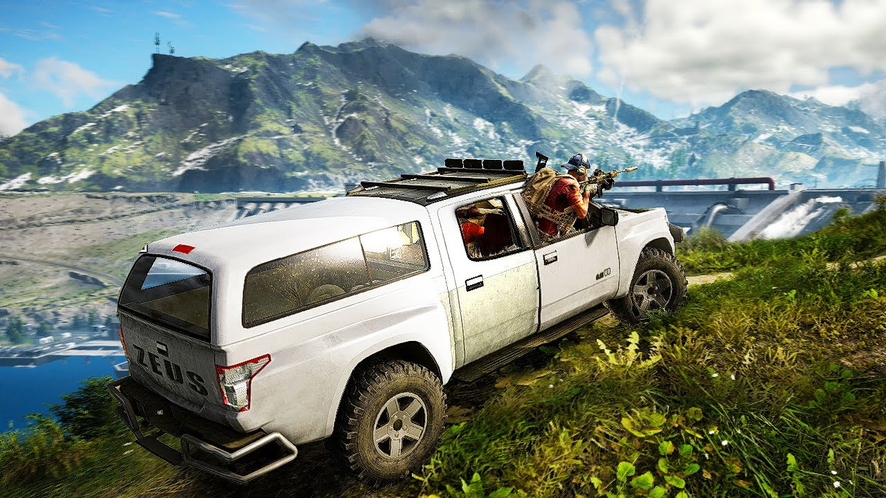 Ghost Recon Breakpoint: Open-World Gameplay & Injury Survival - EXPLAINED