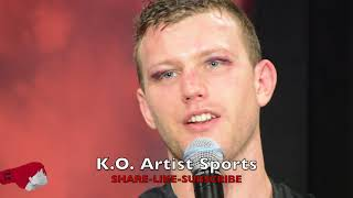 26 STITCHES! HORN ON POWER OF PACQUIAO & CRAWFORD!