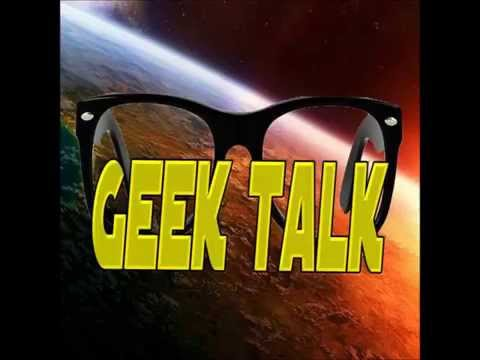 Geek Talk episode with keith szarabajka