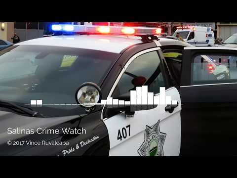 "Salinas Police Officer Plays COPS Theme Song ""Bad Boys"" On Radio"