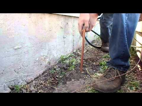 Ground Pipe Water Drill Youtube