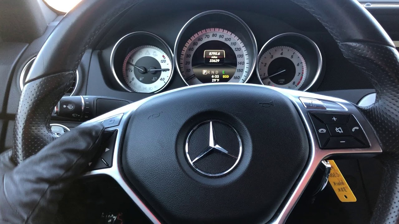 2014 Mercedes-Benz C300 4matic - YouTube