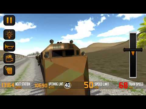 Indian Train Driving simulator | Mumbai to pune train | train games | metro games | fast train