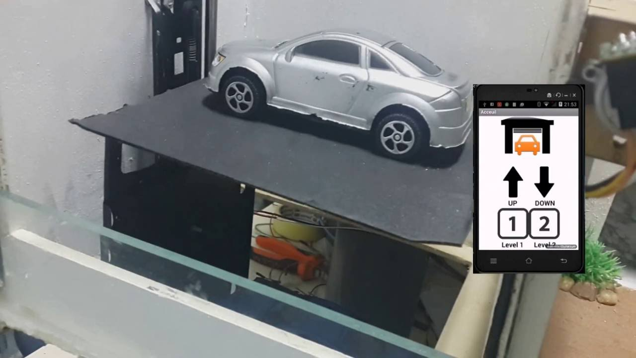 Smart house (Arduino project)